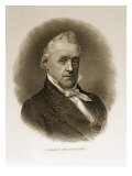 James Buchanan Giclee Print