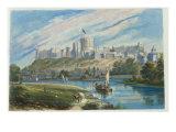 Windsor Castle Giclee Print