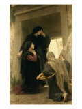 The Three Marys at the Tomb Premium Giclee Print by William Adolphe Bouguereau