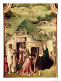 Adoration of the Magi Giclee Print by Hieronymus Bosch