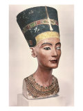 Nefertiti (3/4 View) Giclee Print