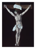 Father, into Thy Hands I Commend My Spirit Giclee Print by Currier &amp; Ives 