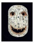 Kenyan Mask, Giclee Print