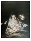 Madonna and Child No.1 Giclee Print by Carlo Maratti