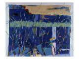 Verge Landscape No.4 Giclee Print by  MacEwan