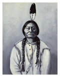 Sitting Bull Giclee Print by Isy Ochoa