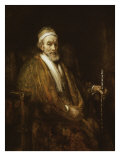 Portrait of Jacob Trip Giclee Print by  Rembrandt van Rijn