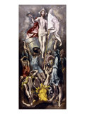 The Resurrection Giclee Print by  El Greco