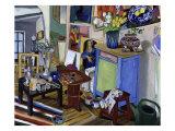 The Palette (La Palette) Giclee Print by Isy Ochoa