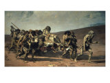 Cain Giclee Print by Fernand Cormon