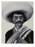 Emiliano Zapata Giclee Print by Isy Ochoa