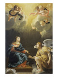 Annunciation Giclee Print by Simon Vouet