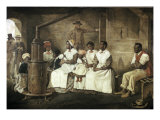 Slave Market Premium Giclee Print by Eyre Crowe