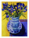 Irises, Series I Giclee Print by Isy Ochoa