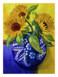 Sunflowers, Series I Giclee Print by Isy Ochoa