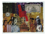 Civilizations Series: Ancient China Giclee Print by Gerry Charm