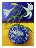 Lilies, Series I Giclee Print by Isy Ochoa
