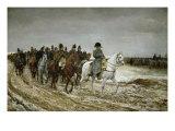 Campagne de France, 1814 Giclee Print by Jean-Louis Ernest Meissonier