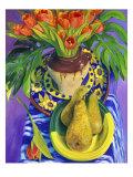 The Arms of Leaves (Les Bras Des Feuilles) Reproduction procédé giclée par Isy Ochoa