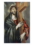 Via Crucis Giclee Print by  El Greco