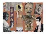 Nipponese Potpourri Giclee Print by Gerry Charm