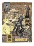 Civilizations Series: Ancient India Giclee Print by Gerry Charm