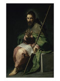 St. James the Major Giclee Print by Alonso Cano