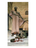 Execution Without Trial Under the Moorish Kings Giclee Print