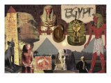 Land of the Pharaohs Giclee Print by Gerry Charm