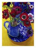 Anemones, Series I Giclee Print by Isy Ochoa