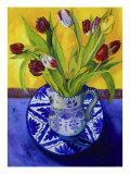Tulips-Series I Giclee Print by Isy Ochoa
