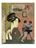 Sayonara Giclee Print by Gerry Charm