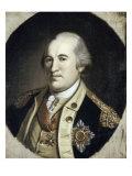 Gen Frederick W Von Steuben Giclee Print by Charles Willson Peale