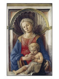 Madonna and Child Premium Giclee Print by Fra Filippo Lippi