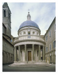 Tempietto Giclee Print by Donato Bramante