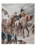 Simon Bolivar Giclee Print by Franco Gomez