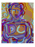 New Woman Giclee Print by Diana Ong