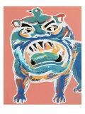 Bird Dog Giclee Print by Diana Ong