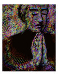 Prayer Giclee Print by Diana Ong