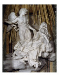 Ecstasy of St. Theresa Giclee Print by Giovanni Lorenzo Bernini