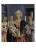 Madonnna of Senigallia Giclee Print by  Piero della Francesca