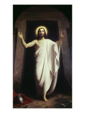 The Resurrection Giclee Print by Anton Laurids Johannes Dorph