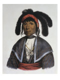 Micanopy (Seminole Chief) Giclee Print by Charles Bird King