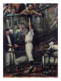 The Catch Giclee Print by Lance Richbourg