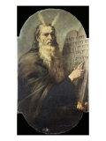Moses Giclée-tryk af Jusepe de Ribera