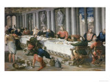 The Last Supper Giclee Print by  El Greco