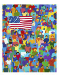 America II Giclee Print by Diana Ong