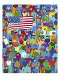 America II Giclee Print by Diana Ong