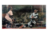 Goose Goslin Giclee Print by Lance Richbourg