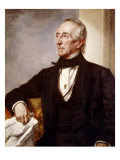 John Tyler, (10th Pres) Reproduction procédé giclée par George Peter Alexander Healy